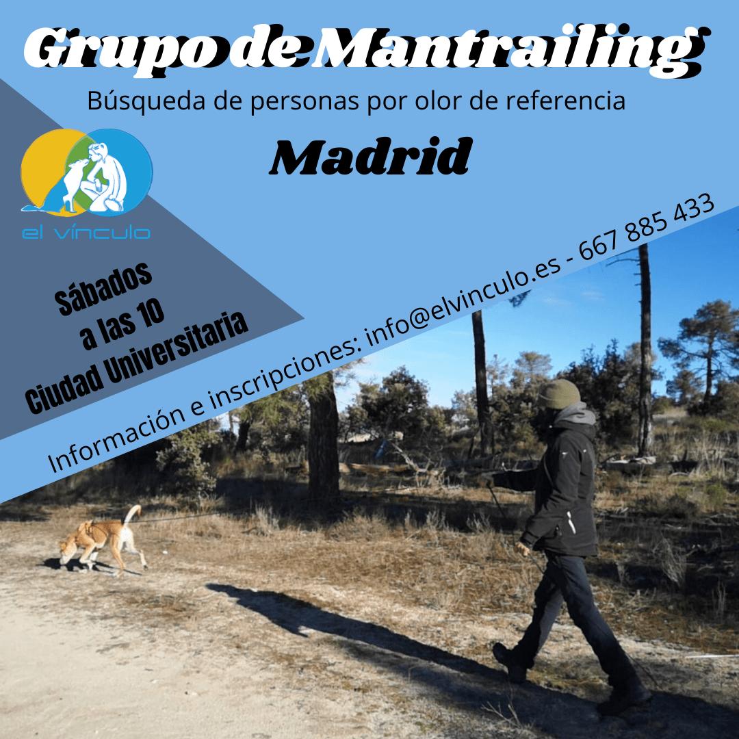 Mantrailing Madrid